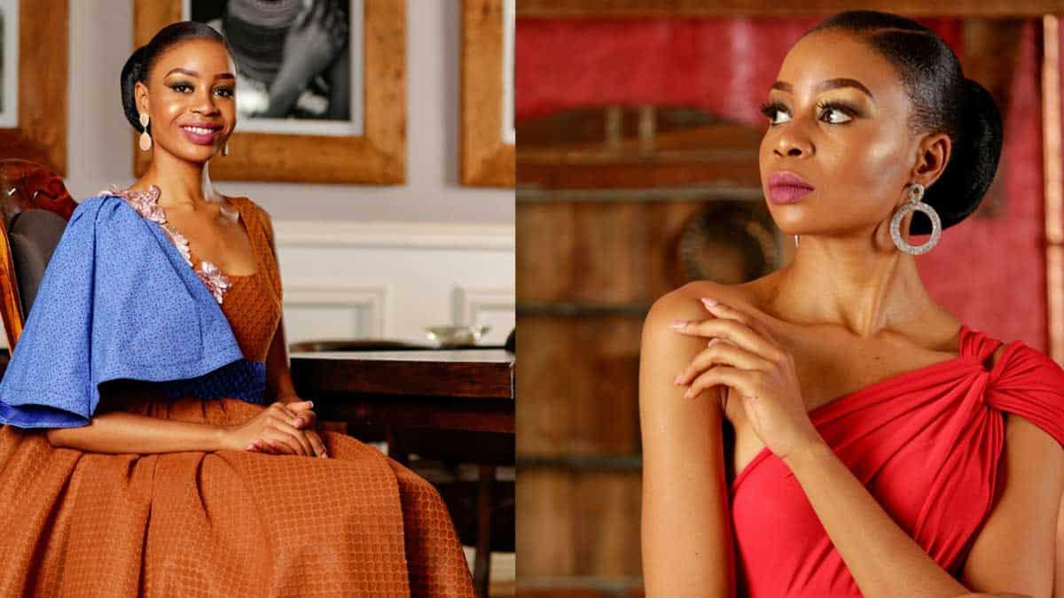 Inside Miss Botswana's wardrobe